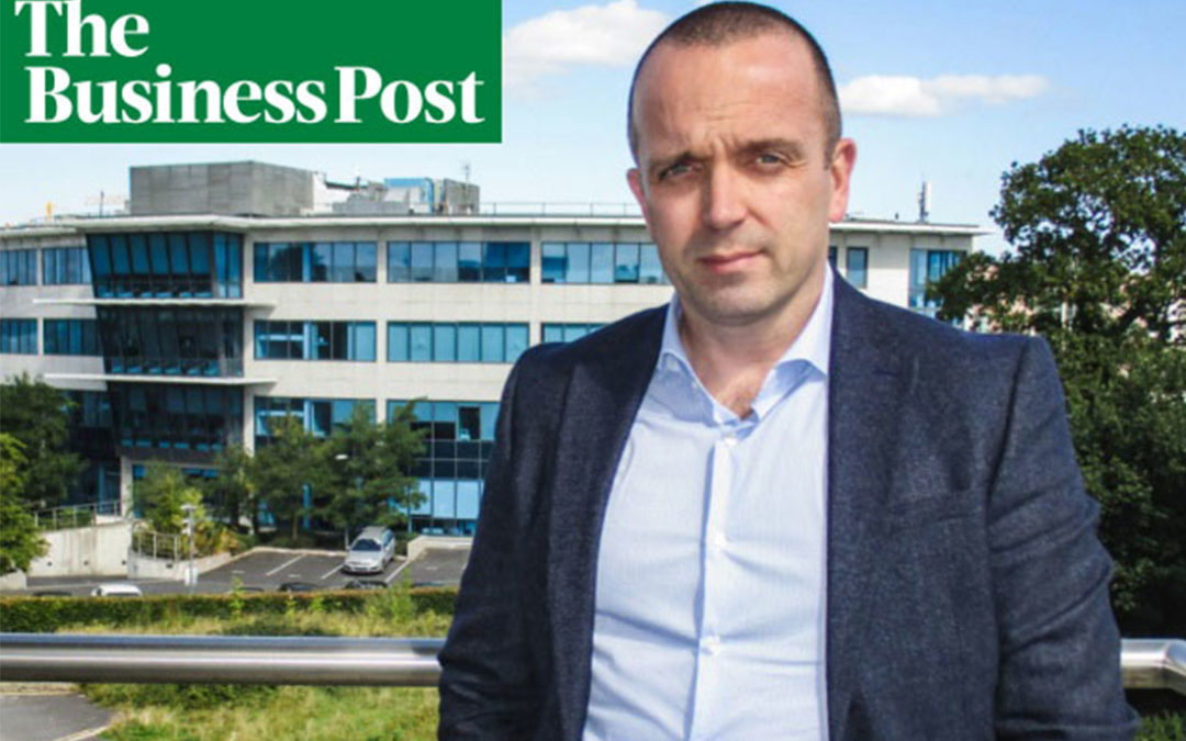 Tony Cassidy Shares Vertice's Journey in Sunday Business Post