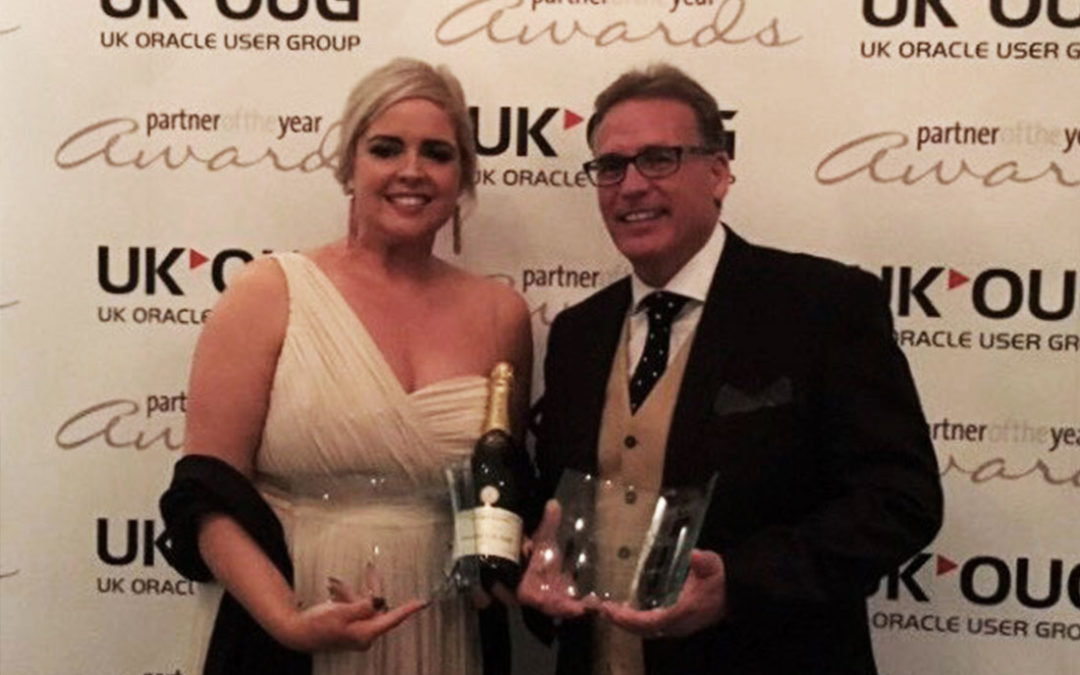Vertice Win Two Awards At The UKOUG Awards
