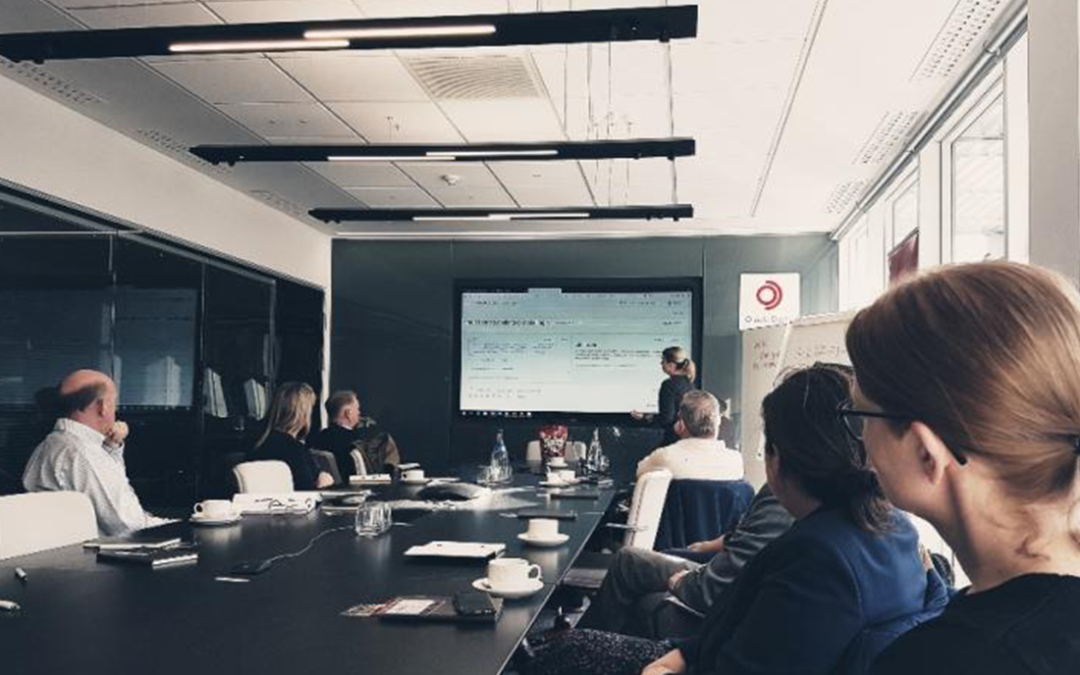 Fraud Analytics Seminar At Oracle Dublin Offices